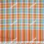 ผ้าขาวม้า TK007 ส้มฟ้า thumbnail 2