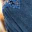 [พร้อมส่ง] 2014 Hitz ลูกไม้ลายดอกไม้ไหล่กลวงเทียมสไตล์ผู้หญิงเสื้อยืด thumbnail 10