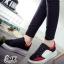 รองเท้าผ้าใบแฟชั่น ทรง Sport เสริมส้น สไตล์เกาหลี thumbnail 1