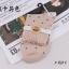 S353 **พร้อมส่ง** (ปลีก+ส่ง) ถุงเท้าแฟชั่นเกาหลี ข้อยาว คละ 5 สี มี 10 คู่/แพ็ค เนื้อดี งานนำเข้า(Made in China) thumbnail 9
