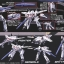 1/72 Macross Frontier VF-25F Messiah Valkyrie Alto Custom Plastic Model thumbnail 2