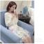 แฟชั่นเกาหลี set เสื้อ และกระโปรงดีไซน์สุดหรูมากๆ thumbnail 9