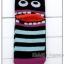 A042**พร้อมส่ง**(ปลีก+ส่ง) ถุงเท้าแฟชั่นเกาหลี ข้อสูง มี 4 แบบ เนื้อดี งานนำเข้า( Made in Korea) thumbnail 5