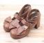 [พรีออเดอร์] รองเท้าโลลิต้า (โทนสีเดียว) น่ารักๆ สำหรับสาวๆที่ชื่นชอบสไตล์โลลิต้าสุดชิค thumbnail 7