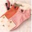 เซตถุงเท้าข้อสั้นลายแมวน้อย คละสี 5 คู่ 180 บาท thumbnail 3