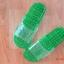K012-GR**พร้อมส่ง** (ปลีก+ส่ง) รองเท้านวดสปา เพื่อสุขภาพ ปุ่มเล็ก (ใส) สีเขียว ส่งคู่ละ 80 บ. thumbnail 5
