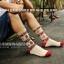 S375**พร้อมส่ง** (ปลีก+ส่ง) ถุงเท้าแฟชั่นเกาหลี ชาย ข้อยาว เนื้อดี งานนำเข้า(Made in china) thumbnail 12
