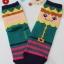 A030**พร้อมส่ง**(ปลีก+ส่ง) ถุงเท้าแฟชั่นเกาหลี ข้อสูง มี 4 แบบ เนื้อดี งานนำเข้า( Made in Korea) thumbnail 6