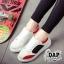รองเท้าผ้าใบแฟชั่น ทรง Sport เสริมส้น สไตล์เกาหลี thumbnail 3