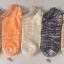 S606 **พร้อมส่ง** (ปลีก+ส่ง) ถุงเท้าแฟชั่น ข้อตาตุ่ม คละ 5 สี เนื้อดี งานนำเข้า มี 10 คู่ต่อแพ็ค thumbnail 1
