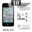 ฟิล์มกระจก iPhone 4/4s Excel แผ่นละ 19 บาท (แพ็ค 10) thumbnail 1