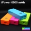 แบตสำรอง Power Bank iPower 6000 mAh Apple thumbnail 1