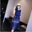 แฟชั่นเกาหลีน่ารักๆ Set เสื้อ และกระโปรงสวยเก๋ thumbnail 2