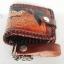 กระเป๋าสตางค์พร้อมโซ่ แบบ 2 พับ Line id : 0853457150 thumbnail 4