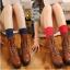 [พิเศษ 2 คู่ 100 , 3 คู่ 120 ] ถุงเท้าสไตล์ญี่ปุ่น thumbnail 1