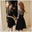 เสื้อผ้าแฟชั่นเกาหลี set เสื้อและกระโปรง สวยมากๆ ครับ thumbnail 6