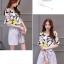 แฟชั่นเกาหลี set เสื้อ และกางเกงน่ารักมากๆ ครับ thumbnail 4