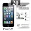 ฟิล์มกระจก iPhone 5 | ฟิล์มกระจก iPhone 5s/5c/SE Excel แผ่นละ 18 บาท (แพ็ค 20) thumbnail 1