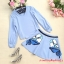 แฟชั่นเกาหลี set เสื้อ และกระโปรงสวยสุดๆ ครับ thumbnail 5