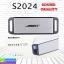 ลำโพง บลูทูธ S2024 Wireiess Speaker ลดเหลือ 415 บาท ปกติ 1,040 บาท thumbnail 1