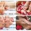 K012 **พร้อมส่ง** (ปลีก+ส่ง) รองเท้านวดสปา เพื่อสุขภาพ ปุ่มเล็ก (ใส) มี 7 สี ส่งคู่ละ 80 บ. thumbnail 38