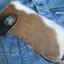 กระเป๋าสตางค์ยาว ขนวัวแท้ Style Cowboy รุ่น กระดุ่มสีตะค็อย thumbnail 3