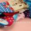 S036**พร้อมส่ง** (ปลีก+ส่ง) ถุงเท้าแฟชั่นเกาหลี แบบข้อย่น มี 6 แบบ เนื้อดี งานนำเข้า(Made in china) thumbnail 4