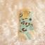 ถุงเท้าเกาหลีลายเสื้อน้อยน่ารัก มี 5 สี [ขนาดเท้า35-38] thumbnail 5