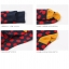 S483**พร้อมส่ง** (ปลีก+ส่ง) ถุงเท้าแฟชั่นเกาหลี ข้อยาว ลายจุด เนื้อดี งานนำเข้า(Made in china) thumbnail 3