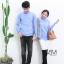 Jhino Couple เสื้อไหมพรมคอเต่า ผ้าพื้น อุ่นมาก มี 5 สี thumbnail 4