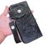 กระเป๋าสตางค์ยาว หนังวัวแท้ เกรด A สีดำ Styles Cow Boy thumbnail 4