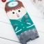 A026 **พร้อมส่ง**(ปลีก+ส่ง) ถุงเท้าแฟชั่นเกาหลี ลายมือ 3 มิติ มี 6 แบบ เนื้อดี งานนำเข้า( Made in Korea) thumbnail 4