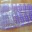 K012-PU**พร้อมส่ง** (ปลีก+ส่ง) รองเท้านวดสปา เพื่อสุขภาพ ปุ่มเล็ก (ใส) สีม่วง ส่งคู่ละ 80 บ. thumbnail 5
