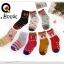 U037-1**พร้อมส่ง** (ปลีก+ส่ง) ถุงเท้าเด็ก Q House (2-5 ปี) มีกันลื่น เนื้อดี งานนำเข้า ( Made in China) thumbnail 4