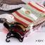 S352 **พร้อมส่ง** (ปลีก+ส่ง) ถุงเท้าแฟชั่นเกาหลี ข้อยาว คละ 5 สี มี 10 คู่/แพ็ค เนื้อดี งานนำเข้า(Made in China) thumbnail 2