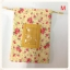 ถุงผ้า ถุงหูรด มีช่องใส่ของ 2 ช่องด้านใน มีช่องหน้าต่างพลาสติกใส thumbnail 2