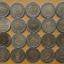 เหรียญ 10 บาท สองสี 20เหรียญ18วาระ ชุดเดียว thumbnail 1