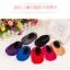 U038-3 **พร้อมส่ง** (ปลีก+ส่ง) ถุงเท้าเด็กโตวัย 5-7 ปี ใส่ในบ้าน มีกันลื่น พื้นยาว 16-18 cm.เนื้อดี งานนำเข้า ( Made in China) thumbnail 10