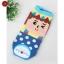 A028**พร้อมส่ง**(ปลีก+ส่ง) ถุงเท้าแฟชั่นเกาหลี ข้อสั้น แบบมีหมวก มี 6 แบบ เนื้อดี งานนำเข้า( Made in Korea) thumbnail 6