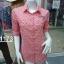 เสื้อเชิ้ตแฟชั่นผู้หญิง H1173 thumbnail 4