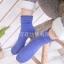 S523-1**พร้อมส่ง** (ปลีก+ส่ง) ถุงเท้าข้อยาว แฟชั่นเกาหลี คละสี มี 10 คู่ต่อแพ็ค เนื้อดี งานนำเข้า(Made in China) thumbnail 4