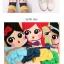 A016**พร้อมส่ง** (ปลีก+ส่ง)ถุงเท้าแฟชั่นเกาหลี ลายกระโปรง มี 4 สี (น้ำเงิน เขียวอ่อน ฟ้า เหลือง )เนื้อดี งานนำเข้า ( Made in Korea) thumbnail 8