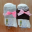 S240**พร้อมส่ง** (ปลีก+ส่ง) ถุงเท้าแฟชั่นเกาหลี ข้อยาว คละ 2 สี เนื้อดี งานนำเข้า(Made in China) thumbnail 1