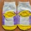 U013**พร้อมส่ง** (ปลีก+ส่ง) ถุงเท้า แฟชั่นเด็ก (2-4 ปี) ลายการ์ตูน มีกันลื่น เนื้อดี งานนำเข้า ( Made in China) thumbnail 3