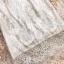 ชุดเดรสออกงาน ผ้าลูกไม้สีขาว แต่งด้วยดิ้นเล็กๆ สีทองและสีขาวทั้งตัว thumbnail 10