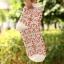 S070**พร้อมส่ง** (ปลีก+ส่ง) ถุงเท้าแฟชั่นเกาหลี ข้อยาว ขอบม้วน เนื้อดี งานนำเข้า(Made in china) thumbnail 4