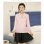 แฟชั่นเกาหลี set เสื้อ และกระโปรงดีไซน์สวยมากๆ thumbnail 4