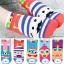 A045**พร้อมส่ง**(ปลีก+ส่ง) ถุงเท้าแฟชั่นเกาหลี ข้อสั้น มี 5 แบบ เนื้อดี งานนำเข้า( Made in Korea) thumbnail 1