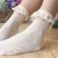ถุงเท้าวินเทจสไตล์ผู้หญิง แสนน่ารัก สี 4 สี thumbnail 2