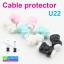 Cable Protector รูปโบว์ U22 (แพ็คคู่) อันละ 12.50 บาท คู่ละ 25 บาท thumbnail 1
